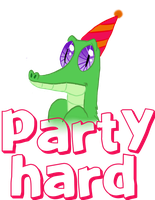 Party Hard by TehPandaPatrol