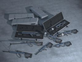IAM-M28 Weapons Cache by MrJumpManV4