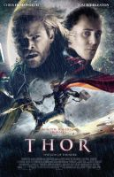 Thor Movie Poster II by nicolehayley