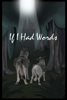If I Had Words Cover Art by Sessalisk