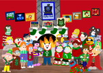 The Group Picture of 2013 by LaptopGeek