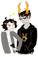 Homestuck: Heeey! by mansly