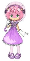 Little Amy - Lovely Lilac by AnimaGirlDaria-chan