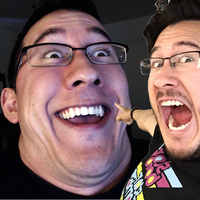 Markiplier Points at... Markiplier... by Petrichor-X80