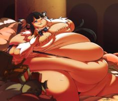Hefty Hestia by Jeetdoh