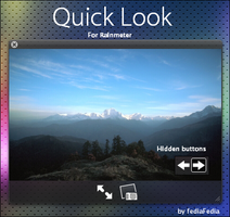 QuickLook for rainmeter by fediaFedia