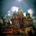 Moscow Russia by inObrAS