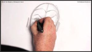 How to Draw a Woman's Face 011 by drawingcourse