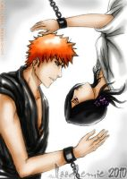 ichiruki : my prisoner of love by noodlemie