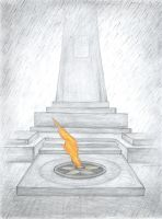 Eternal Flame by AnastasiaMorning