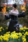 Lulu - Lets play with fire by Frederica-La-Noir