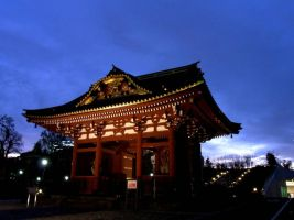 SHRINES TEMPLES STOCK NO:030020006 by hirolus