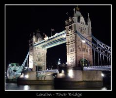 London - Tower bridge by lux69aeterna