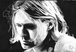Cobain III by Wethinktoohard