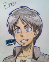 Eren by RANDOM-drawer357