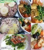 Vegan Personal Meals Share 11 by Doll1988
