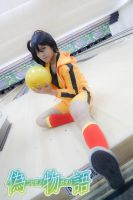 Araragi Karen Bee 2 by FruityRumpus413