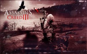 Assassin's Creed lll by DemircanGraphic