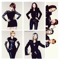 2ne1 - I am the best 2 by Nobuyuki7
