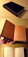 Handmade Book by carbonfour