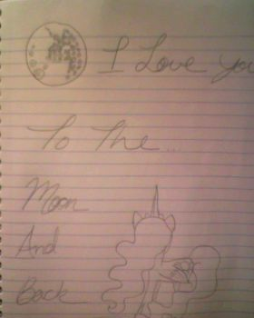 I Love you To the Moon and Back... by xXprincesslunam00nXx
