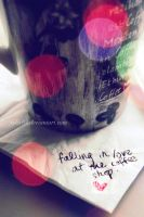 love at the coffee shop by yylee07