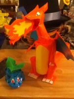 Duct Tape Charizard by bulmabriefs1313303