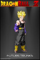 Dragon Ball Z -F Trunks SSJ BF by DBCProject