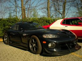 Dodge Viper GTS-R by franco-roccia