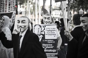 Scientology Protest 26 by Radooh