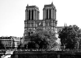 Notre Dame - Paris by UdoChristmann