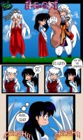 Inuyasha Comic 2 - The Gift by auralife