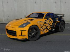 Nissan 350z Tuned 2 by cipriany