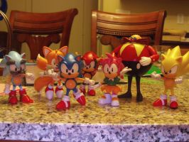 All my Classic Figures by DominicSega123