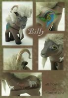 Billy by Haawan