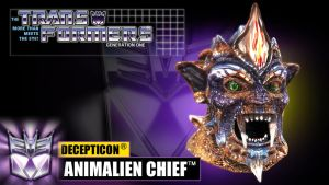 Animalien Chief by GeneralSoundwave