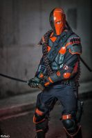 Deathstroke Cosplay by AverusX
