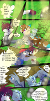 Fun Comic Project Page 2 by JB-Pawstep