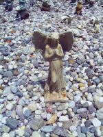 Stone Angel by amyhatesyouaswell