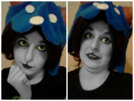 Cute Girl, Ugly Face: Nepeta Edition by KarkatTheCancer