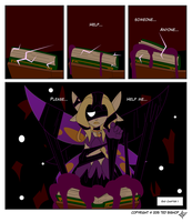 Lore - Chpt 1 - Trapped in Darkness by Dragon-FangX