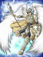 For My White Knight Guardian of Dreams by OneLovelySin