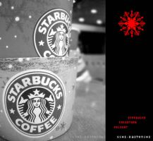 Starbucks Christmas Delight by Ushi-daitenshi