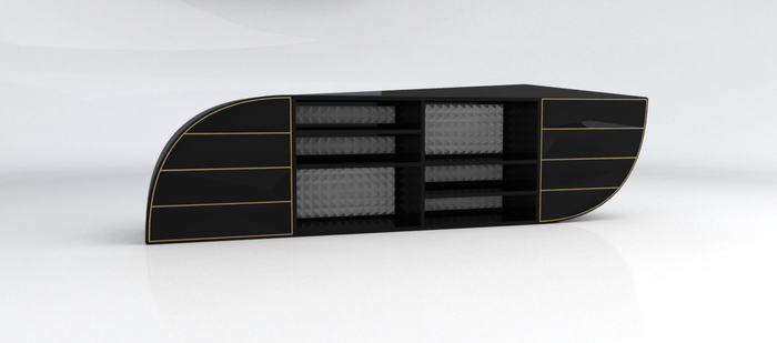 Furniture Concept (TV Stand) by bigjoez79