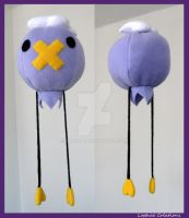 Drifloon plush by Lophae