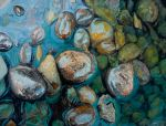 Bright riverstones by fredasurgenor