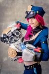 Officer Vi - 3 by missmeibear
