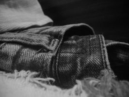 These Old Jeans by SylvanLobo