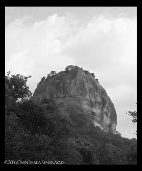 Sigiriya 2 by Chinsen
