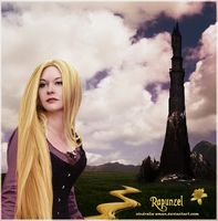 Rapunzel - Tangled by Cindrella-Eman